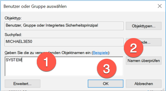 Datensicherung Windows 10