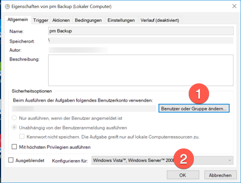 Datensicherung Windows 11